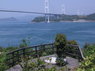 橋とデッキ