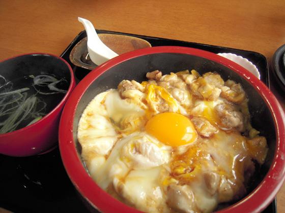 日本蕎麦 富士庵 親子丼