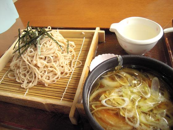日本蕎麦 富士庵 つけそば