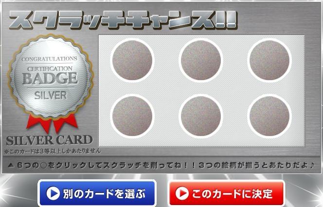 シルバーカード (1)