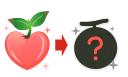特別な果物