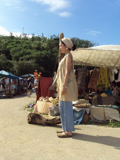 Fairy リネン dress 2
