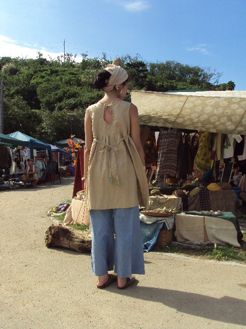 Fairyリネン dress 3