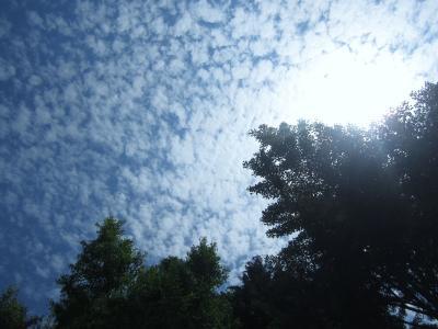 マシュマロの雲