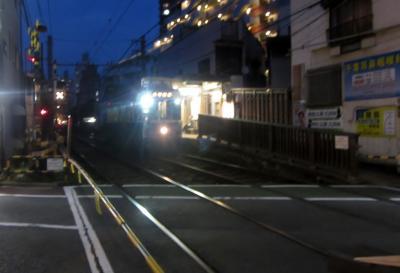 風情漂う駅の風景