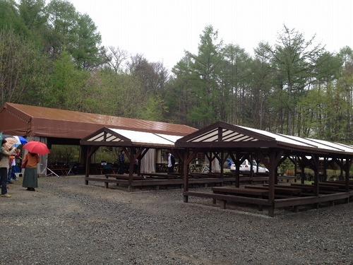 丘の公園BBQ