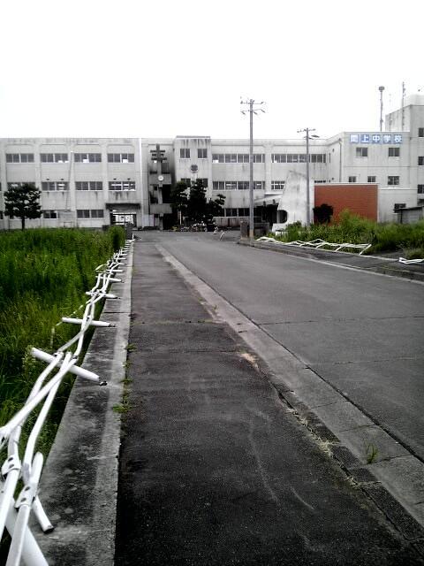 閖上中学校