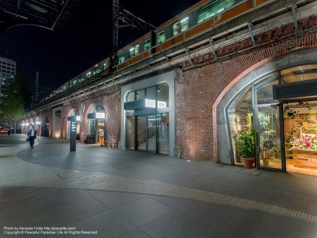 旧万世橋駅 [A] SS1/60 F4.0 ISO1600