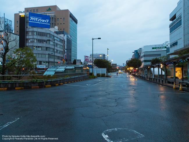 和歌山駅の駅前