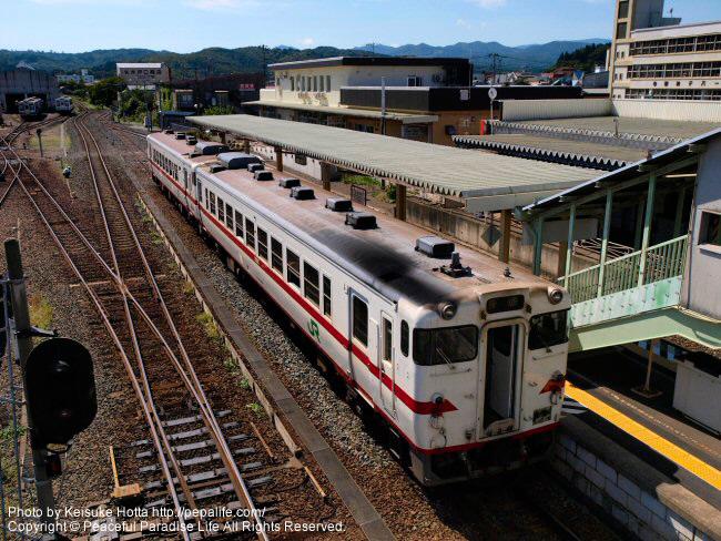 JR八戸線の列車