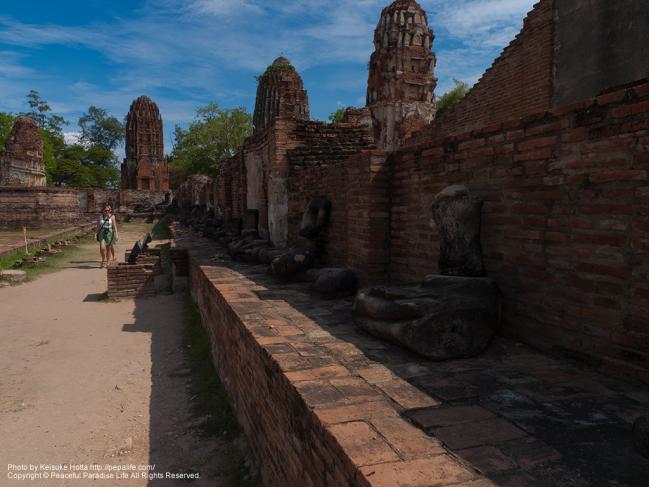 ワット・マハータート(Wat Mahathat)