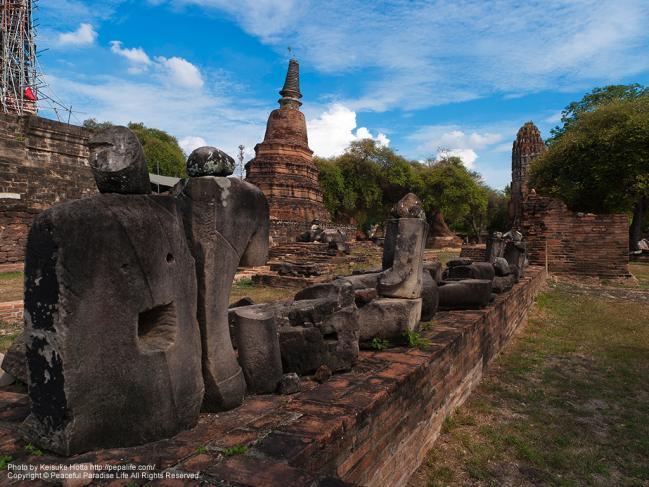 ワット ラーチャブラナ (Wat Rajabrana)