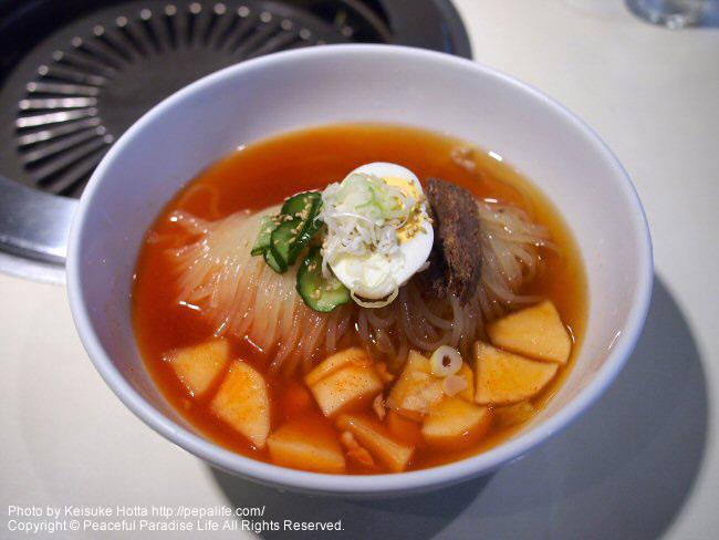 元祖 盛岡冷麺(食道園)