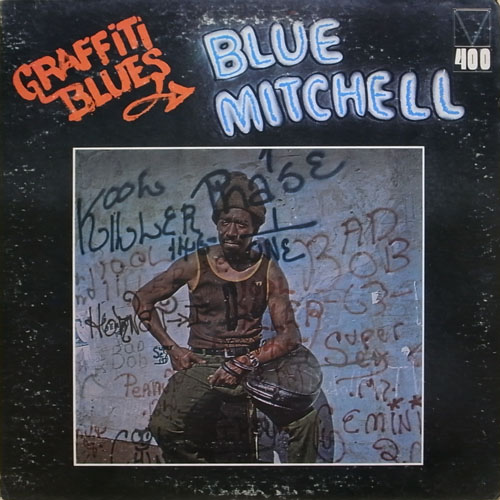 BLUEMITCHELL_GRAFFITTI BLUES_201205