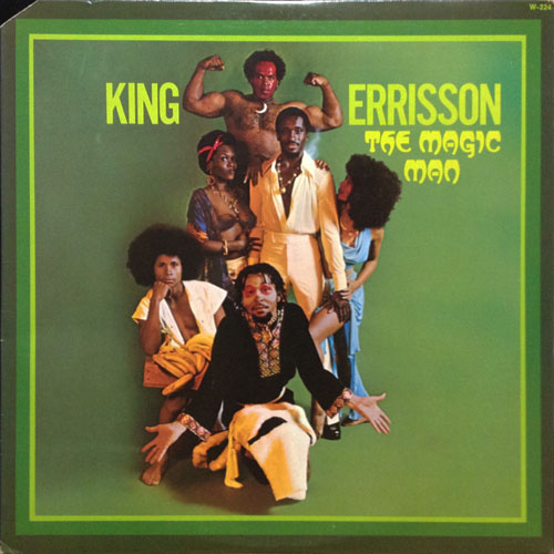 KING ERRISSON_THE MAGIC MAN_201207