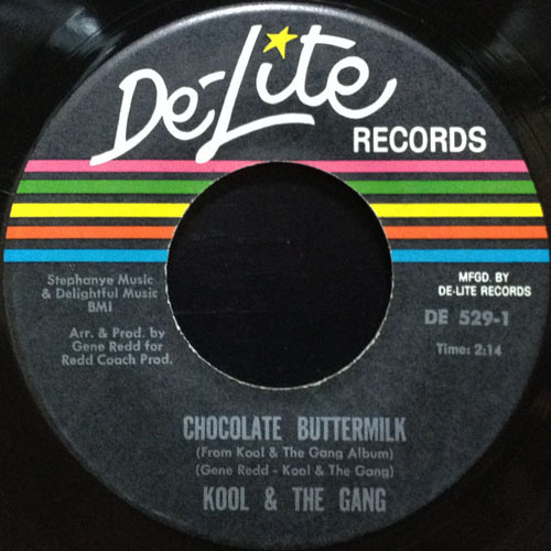 KOOL  THE GANG_CHOCOLATE BUTTERMILK_201207