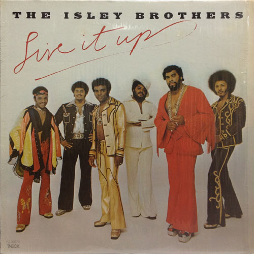 ISLEY BROTHERS_LIVE IT UP_201207