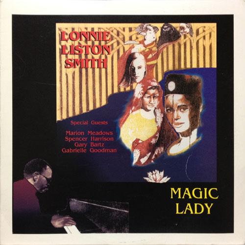 LONNIE LISTON SMITH_MAGIC LADY_201207