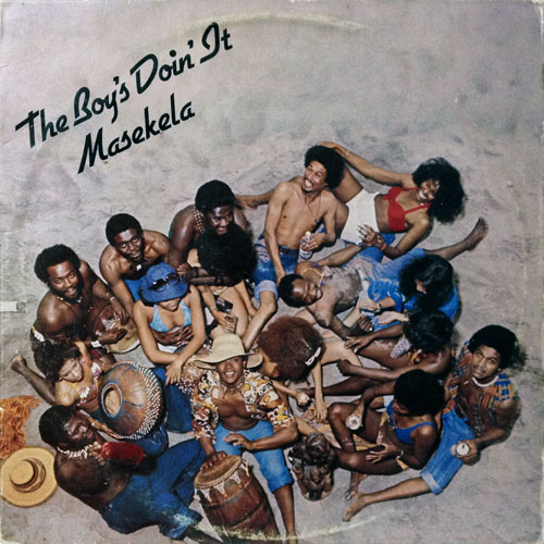 MASEKELA_THE BOYS DOIN IT_201208