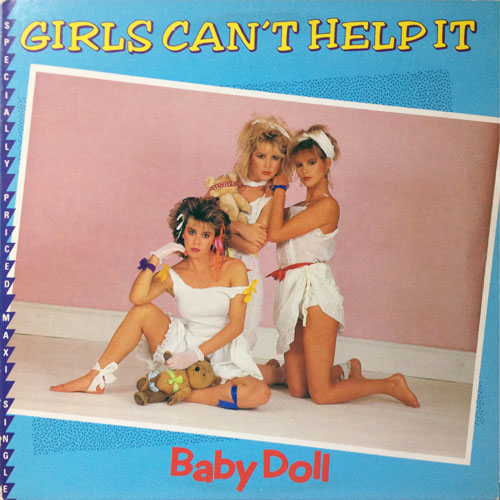 GIRLS CANT HELP IT_BABY DOLL