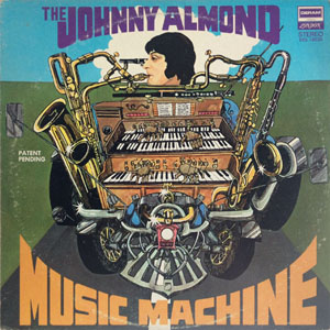 JOHNNY ALMOND MUSIC MACHINE_THE JOHNNY ALMOND MUSIC MACHINE_201209