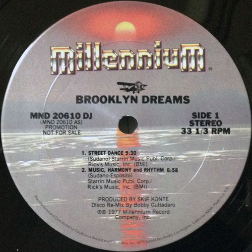 BROOKLYN DREAMS_MUSIC HARMONY  RHYTHM_201209