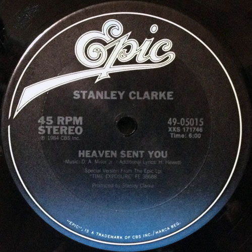 STANLEY CLARKE_HEAVEN SENT YOU_201209
