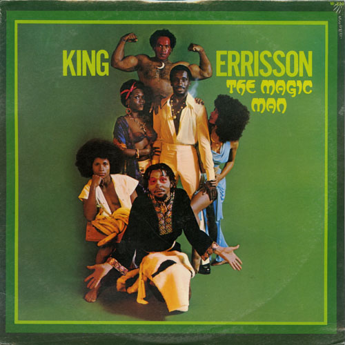 KING ERRISSON_THE MAGIC MAN_201210