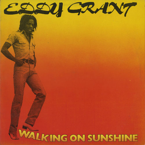 EDDY GRANT_WALKING ON SUNSHINE_201211