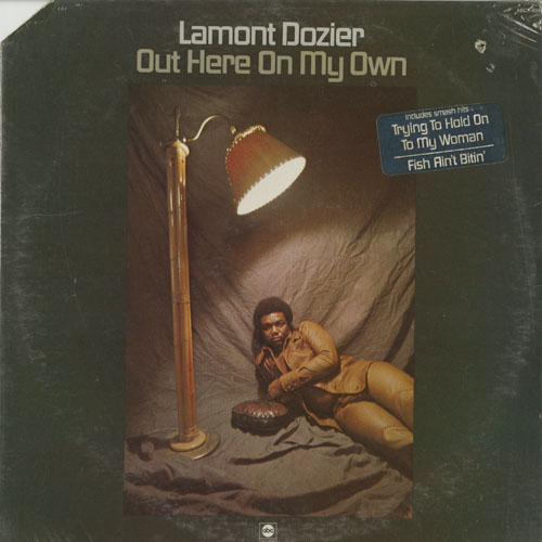 LAMONT DOZIER_OUT HERE ON MY OWN_201211