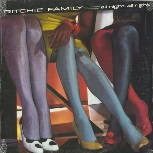 RITCHIE FAMILY_ALL NIGHT ALL RIGHT_201211