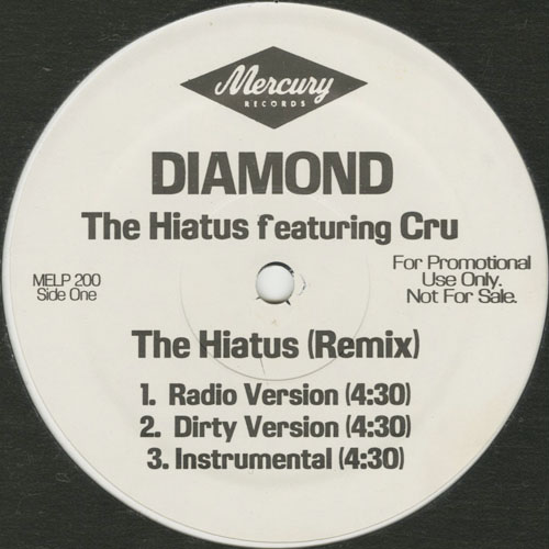 DIAMOND_THE HIATUS (REMIX) ( PROMO )_201211