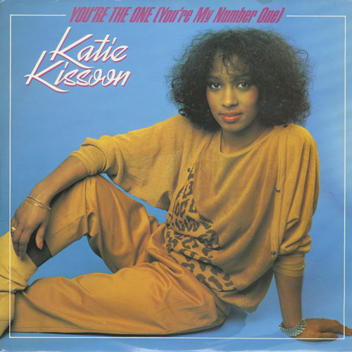 KATIE KISSOON_YOURE THE ONE (YOURE MY NUMBER ONE)_201211