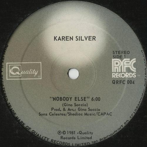 DG_KAREN SILVER_NOBODY ELSE_201212