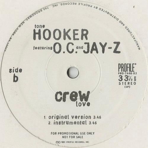 HH_TONE HOOKER_CREW LOVE ( PROMO )_201212