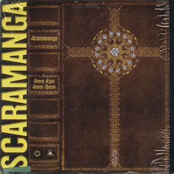 HH_SCARAMANGA_SEVEN EYES SEVEN HORNS_201306
