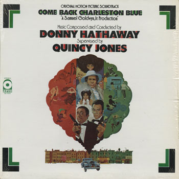 SL_OST DONNY HATHAWAY_COME BACK CHARLESTON BLUE_201307