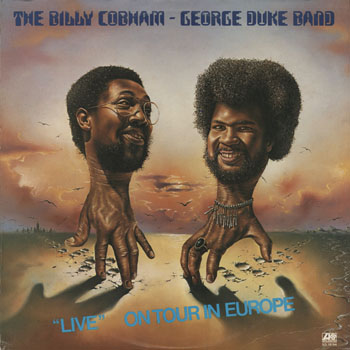 JZ_BILLY COBHAM GEORGE DUKE BAND_LIVE ON TOUR IN EUROPE_201307