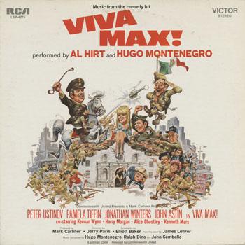JZ_OST AL HIRT  HUGO MONTENEGRO_VIVA MAX!
