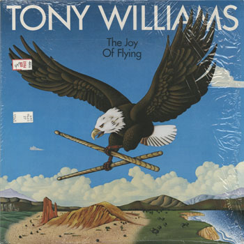 JZ_TONY WILLIAMS_THE JOY OF FLYING_201307
