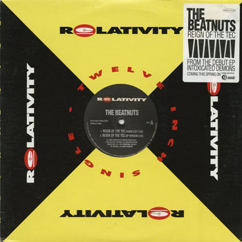 HH_BEATNUTS_REIGN OF THE TEC_201308