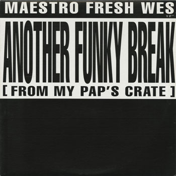 HH_MAESTRO FRESH WES_ANOTHER FUNKY BREAK_201309