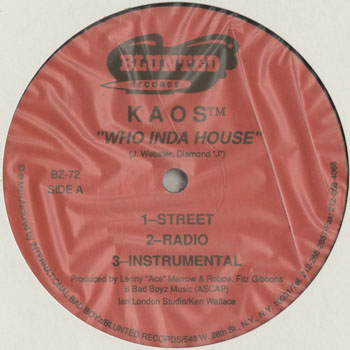 HH_KAOS_WHO INDA HOUSE_201310