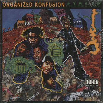 HH_ORGANIZED KONFUSION_STRESS (THE EXTINCTION AGENDA)_201310