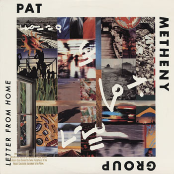 JZ_PAT METHENY_LETTER FROM HOME_201310