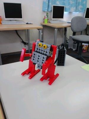 ロボット体験2