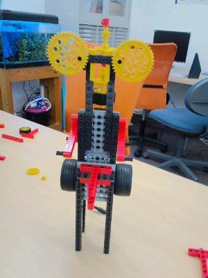 ロボット体験1