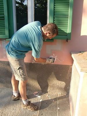 家の修繕1