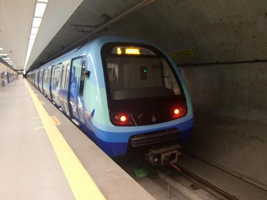 地下鉄M4号線2