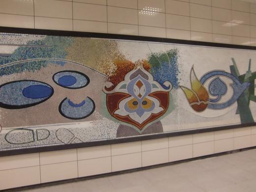 地下鉄M4号線3